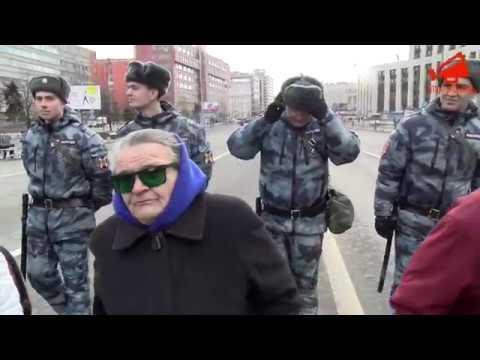 Женщины после митинга в Москве: «Нигде не дают жизни, на своей земле мы рабы!»