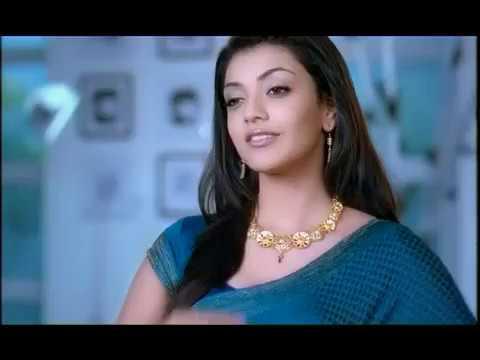 Kajal in Sri Lakshmi Jewellery cute evergreen ad
