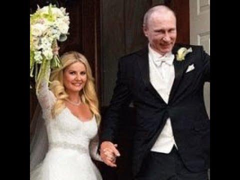Кремль подтвердил официально Путин женился Избранницей стала
