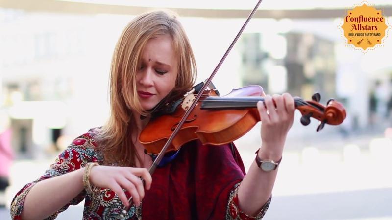 Humko hami se Tum hi ho Brussels violin cover Sylwia Malachowska
