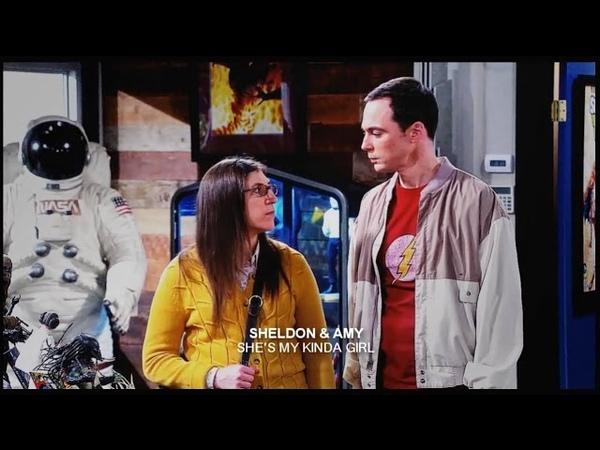 Sheldon amy | shes my kinda girl
