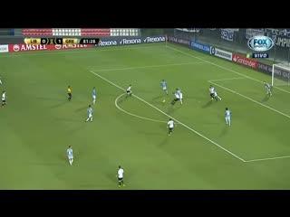 Defesa Paulo Victor - Libertad 0 x 2 Grmio (Libertadores 2019)