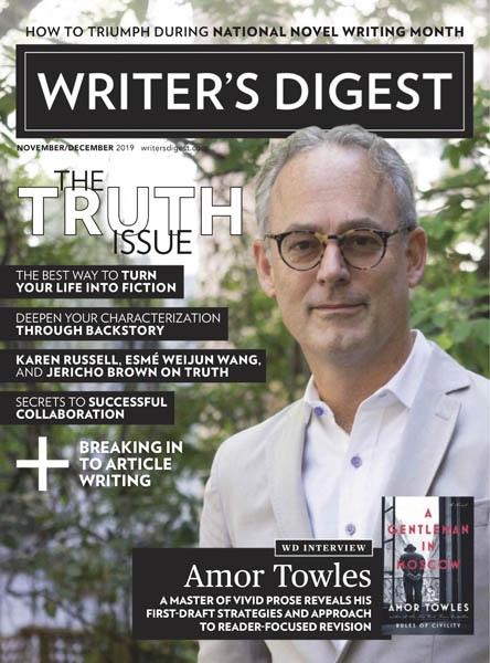 Writer's Digest 11.12 2019