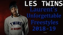 Les Twins Laurents Unforgettable Freestyles of 2018-19