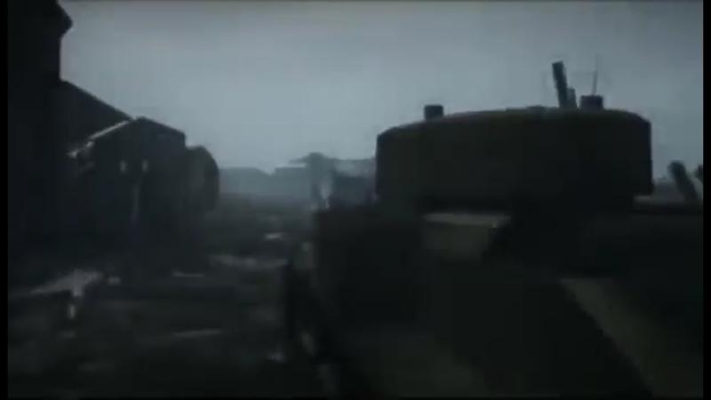 Дерзкий рейд танка Т-28 по захваченному немцами Минску Старшего Сержанта Дмитрий Малько 1941г...