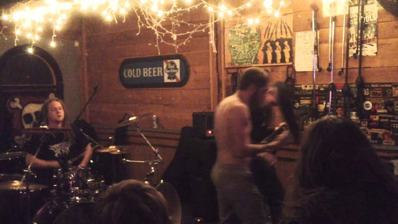 Manic Scum Strapped To The Gurney Live at The Hideaway
