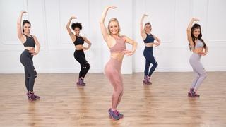 30-Minute Cardio Dance Workout Celebrities Love