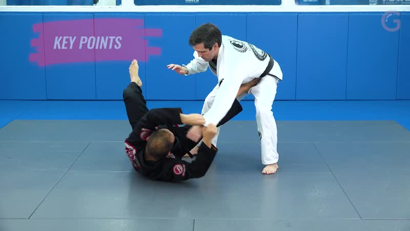 Hélio Soneca 4 Arm drag from the sit up guard