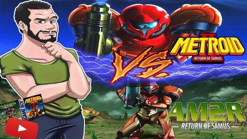El Mejor Juego Fanmade de Metroid: AM2R || MIANROCA
