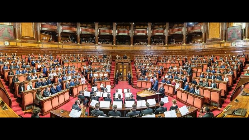 Speciale Senato ' Cultura La voce nel cuore Musica per Camerino