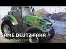 SAME DEUTZ-FAHR 9 Series Underhood Cooling Simulation using Simulia PowerFLOW