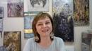 Создание эффектных интерьерных микс медиа панно и абстрактных картин: вебинар Натальи Жуковой