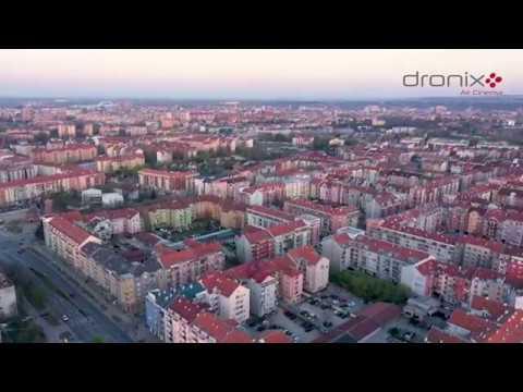 Detelinara Novi Sad Snimanje iz vazduha