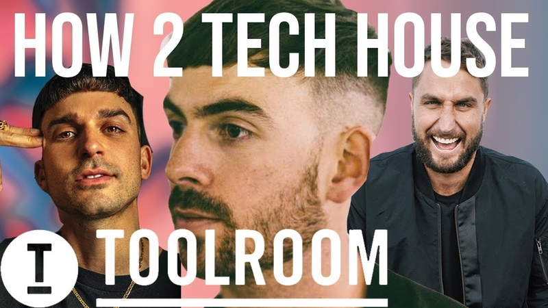 How To Tech House Like Fisher, Patrick Topping, Michael Bibi Toolroom [Samples]