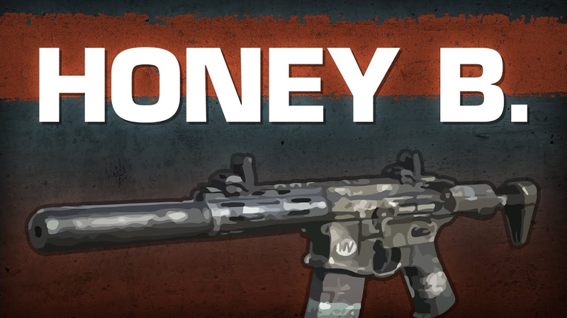 Honey Badger - Call of Duty Ghosts Weapon Guide