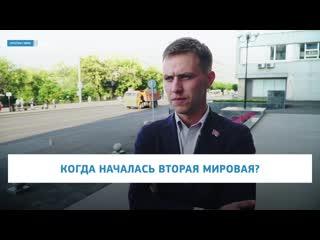 Блиц с депутатом: Илья Зайцев