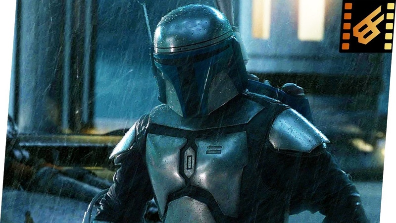 Obi-Wan vs Jango Fett - Planet Kamino - Fight Scene | Star Wars Attack of the Clones (2002)