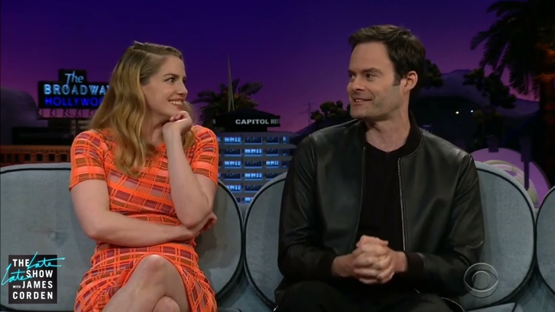 Bill Hader Finds it 'Bizarre' that Shooting a Gun as Barry Makes Him Attractive