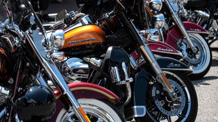 Статистика продаж мотоциклов в США в 2019 году