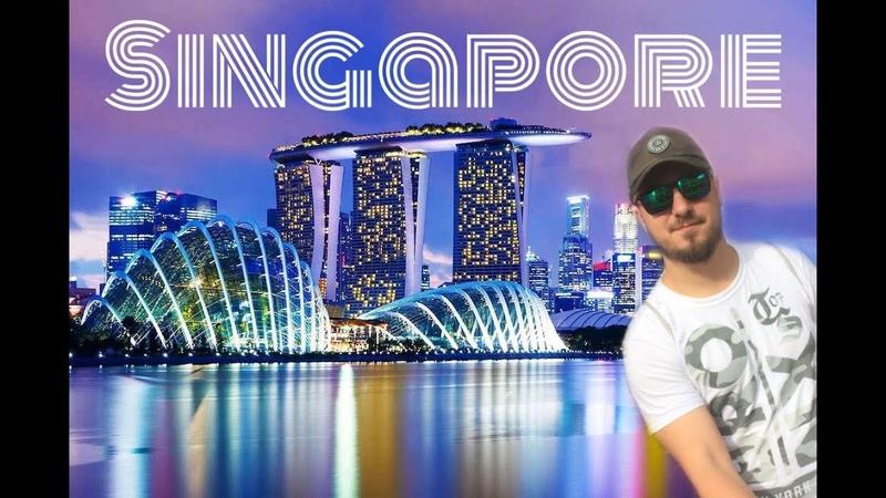 Сингапур Остров Сентоза парк Universal Studio День 2