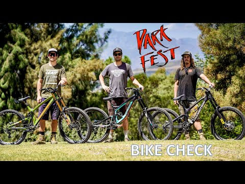 HOW TO SET UP YOUR BIKE FOR THE DARKFEST JUMPS