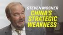US China Trade War Hong Kong Protests Expose China's Critical Weaknesses Steven Mosher