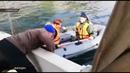 Колымские спасатели эвакуировали девушку из бухты Тихая