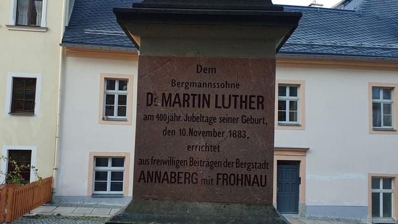 31.10.2019 Annaberg- Buchholz So schön ist unsere Heimat ..