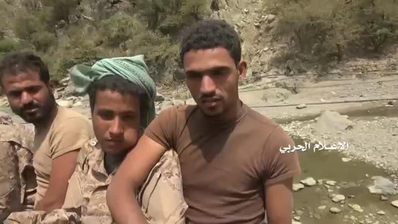 Последствия неудачной атаки хадистов в районе Аль Табит в Сааде