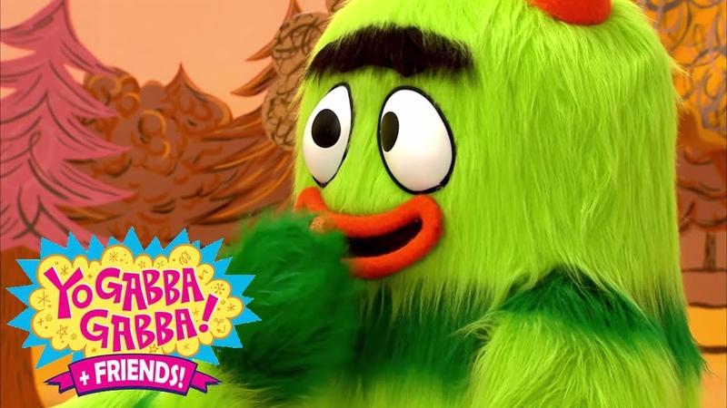 Yo Gabba Gabba 101 - Eat | Full Episodes HD | Season 1