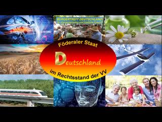 ddbRadio präsentiert: Föderaler Staat Deutschland im Rechtsstand der VV vom 23.06.2019