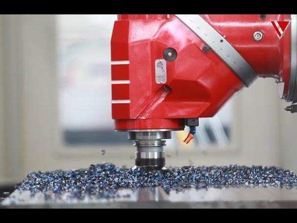 Firmenpräsentation der VOLMATEC CNC-Werkzeugmaschinen GMBH aus Waltrop