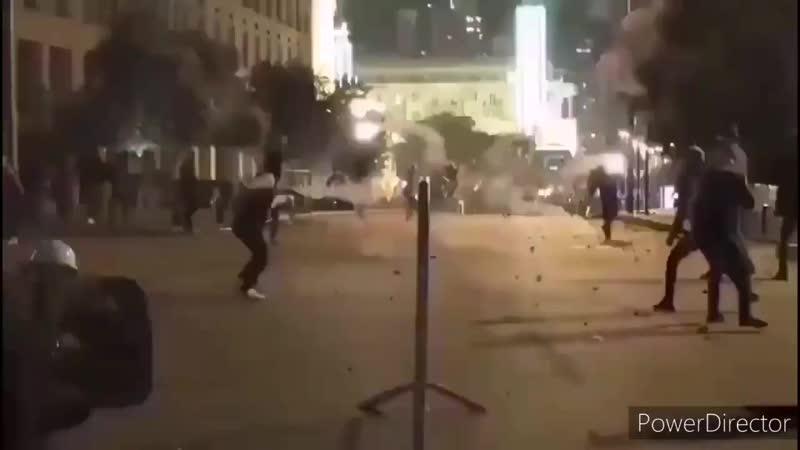La reprise de volet de pavard inspire les manifestants a minneapolis