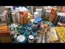 Лекарства и БАДы, которые мы привезли из Индии. Гоа.