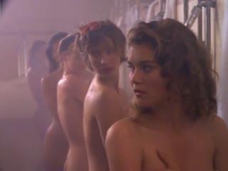 Худ.фильм про женскую тюрьму(есть элементы бдсм,bdsm, подчинение) девочки в тюрьме(girls in prison) 1994 год
