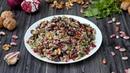 Как приготовить салат «Лобио» с гранатом - Рецепты от Со Вкусом