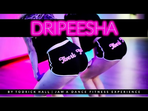 Dripeesha by Todrick Hall for JAM Dance Fitness at The Studio by Jamie Kinkeade