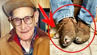 Этот дедушка жил очень БЕДНО... А после смерти ОН оставил $3 млн. для бедных СЕМЕЙ...