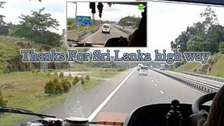 thanks for sri lanka high way | මාළබේ සිට ඇල්පිටියට