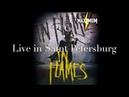 In Flames «Live in Saint Petersburg» 23.04.19 video: Alex Kornyshev