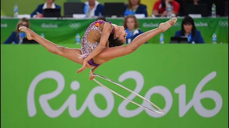 MAMUN Margarita (Маргарита Мамун) (RUS) - Hoop AA Final - Rio 2016 Олимпийские игры