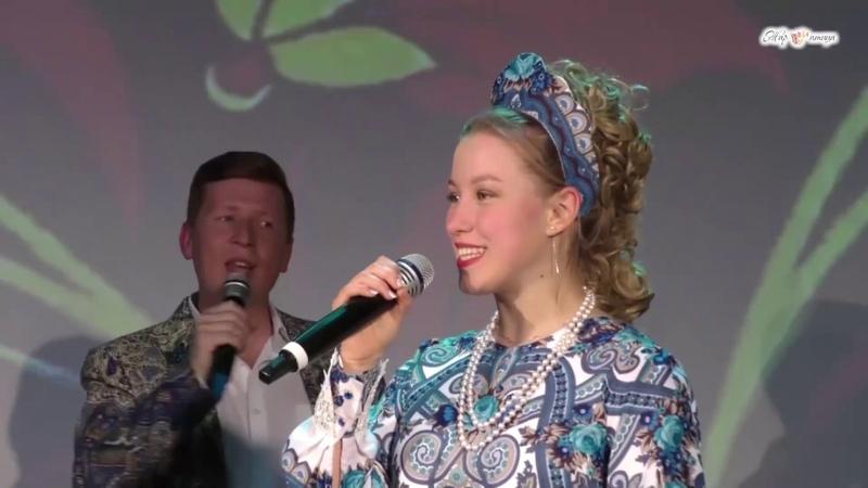 Песня Ой при лужку. Фолк-шоу группа Аквамарин город В.Новгород