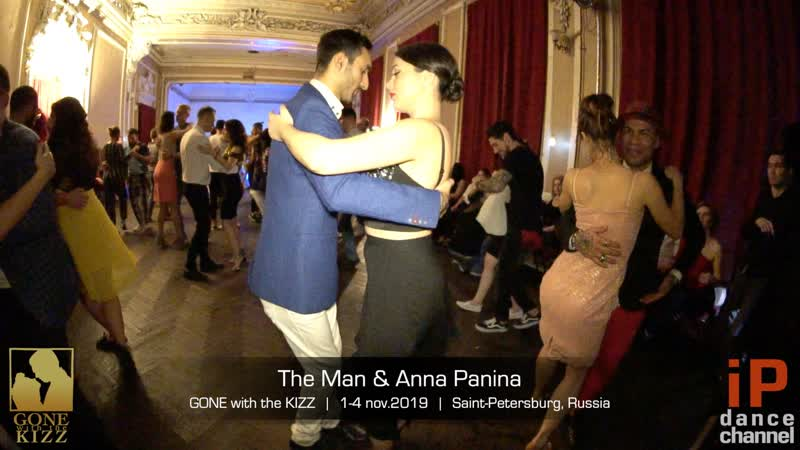 The Man Anna Panina || GONE with the KIZZ