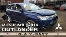 Авто из США на запчасти   MITSUBISHI OUTLANDER (2014)   Аукцион IAAI