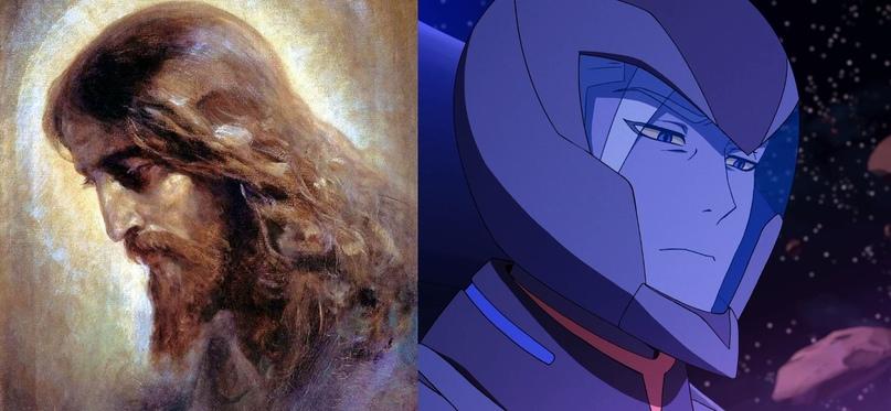 Спаситель вселенной Вольтрона, изображение №23