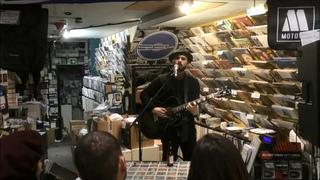 Michael Malarkey at Banquet Records