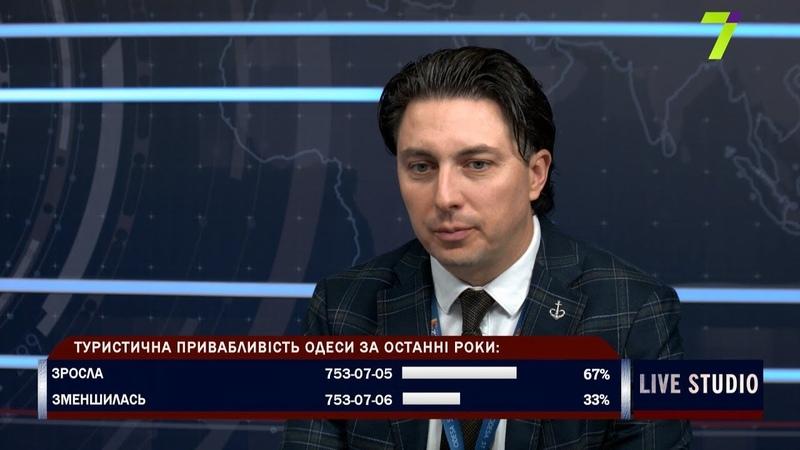 Бізнес-форум 5Т в Одесі інвестиційний клімат у галузі туризму