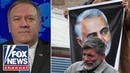 Pompeo joins 'Fox Friends' after US airstrike kills top Iranian general