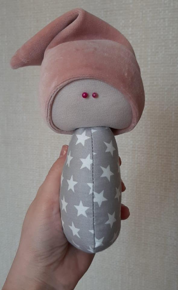 Делаем куклу вместе с Анной Вальковой, изображение №10