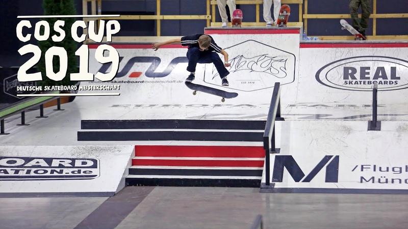 COS Cup 2019 Finale Europapark Rust Deutsche Skateboard Meisterschaft